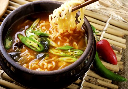 Noodle Dish at Thai Go, Ashford