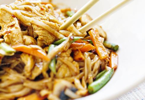 Thai Rice, North Kensington, authentic Thai cuisine