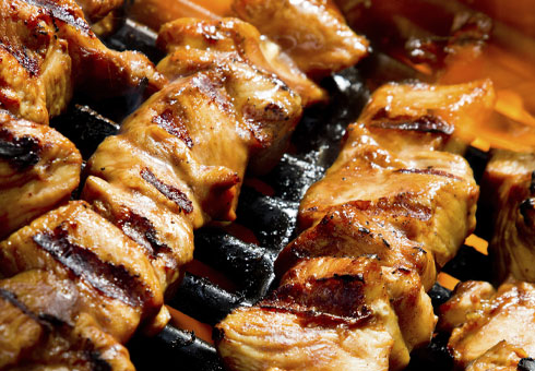 New Istanbul Ebbw Vale flame grilled chicken shish kebab