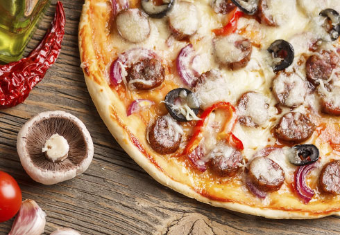 Pizza 2 Hot is located in Hornesy Road om Upper Holloway