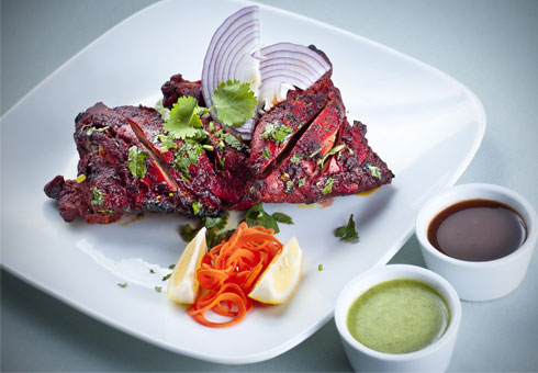 Tandoori Chicken at Royal Bengal