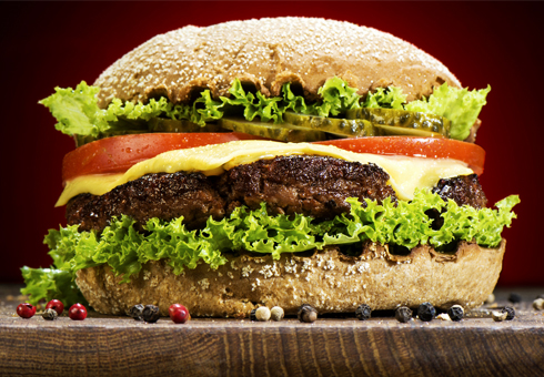 Bodrum, Carrickfergus, delicious burger options