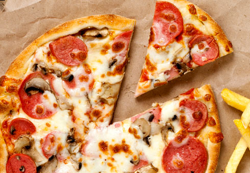 Bodrum, Carrickfergus, delicious pizza options