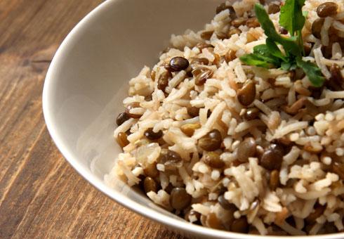 Special Rice Dish. Curry Hut, Cheltenham