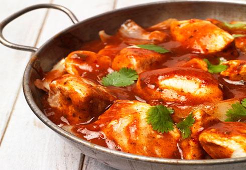 Succulent Chicken dish