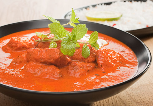 Bayleaf Indian & Nepal Restaurant, Taunton, delicious curry options