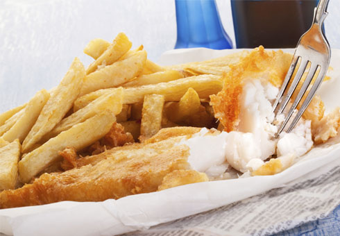 Crazy Fish & Chips, Chiswick