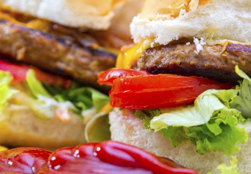 Atlantic Fish Bar, Harlow, delicious burger options