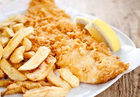 Atlantic Fish Bar, Harlow, delicious fish options